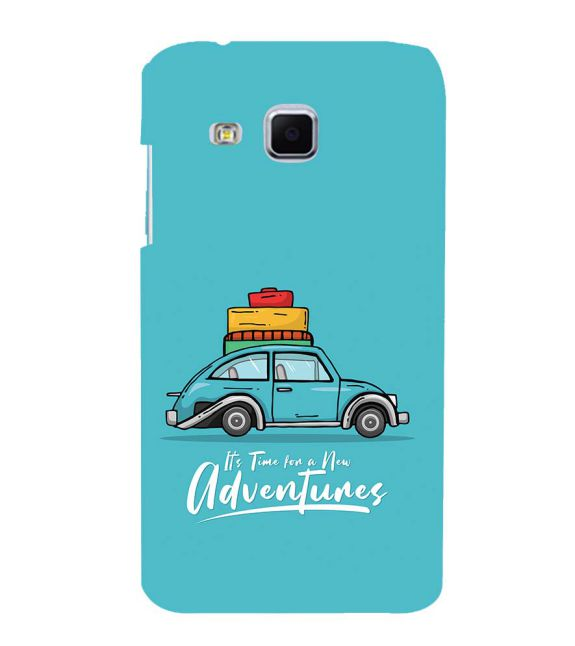 Time for Adventure Back Cover for Samsung Galaxy J3