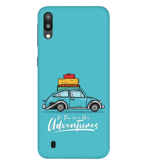 Time for Adventure Back Cover for Samsung Galaxy M10