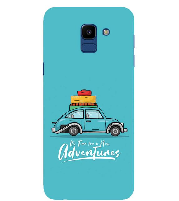 Time for Adventure Back Cover for Samsung Galaxy On6