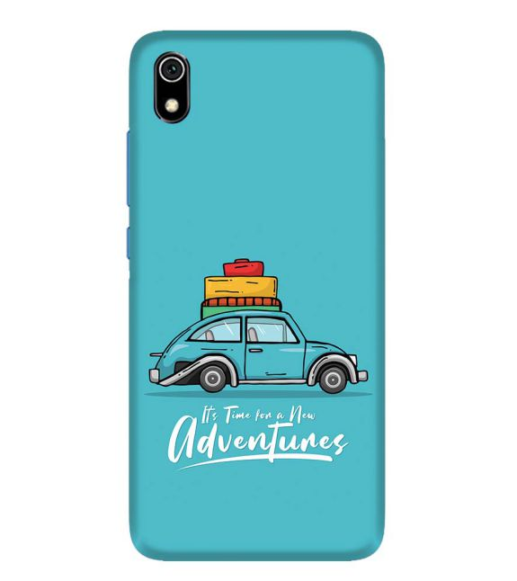Time for Adventure Back Cover for Xiaomi Redmi 7A
