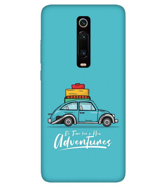 Time for Adventure Back Cover for Xiaomi Redmi K20 and K20 Pro