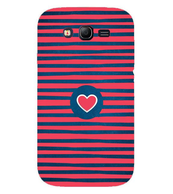 Trendy Heart Back Cover for Samsung Galaxy Grand I9082 : Grand Neo : Grand Neo Plus