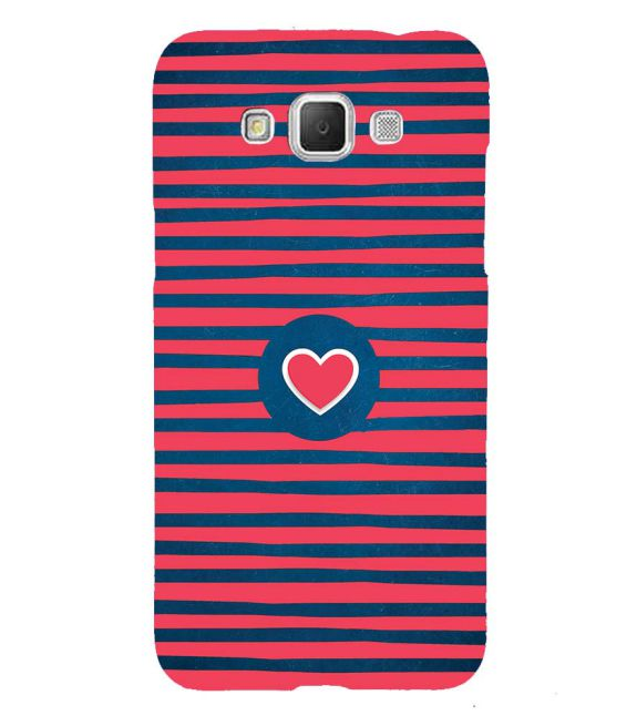Trendy Heart Back Cover for Samsung Galaxy Grand Max G720