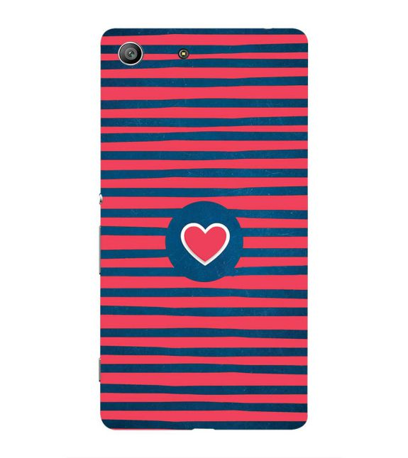 Trendy Heart Back Cover for Sony Xperia Z3 Compact