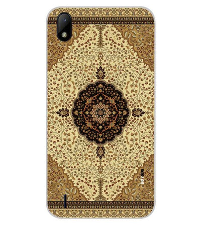 Turkish Carpet Back Cover for Lava Z41