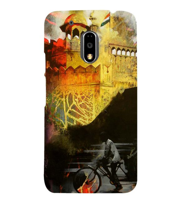 Welcome to Delhi Back Cover for Motorola Moto G4 and Moto G4 Plus
