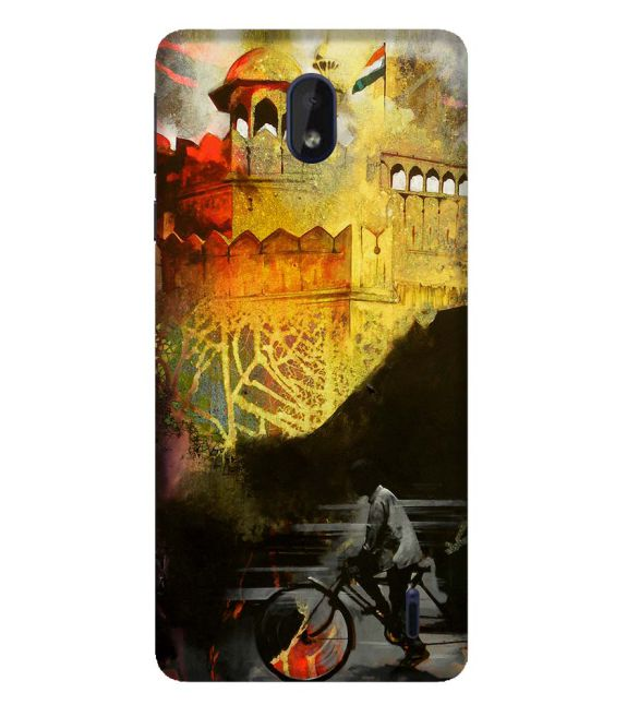 Welcome to Delhi Back Cover for Nokia 1 Plus