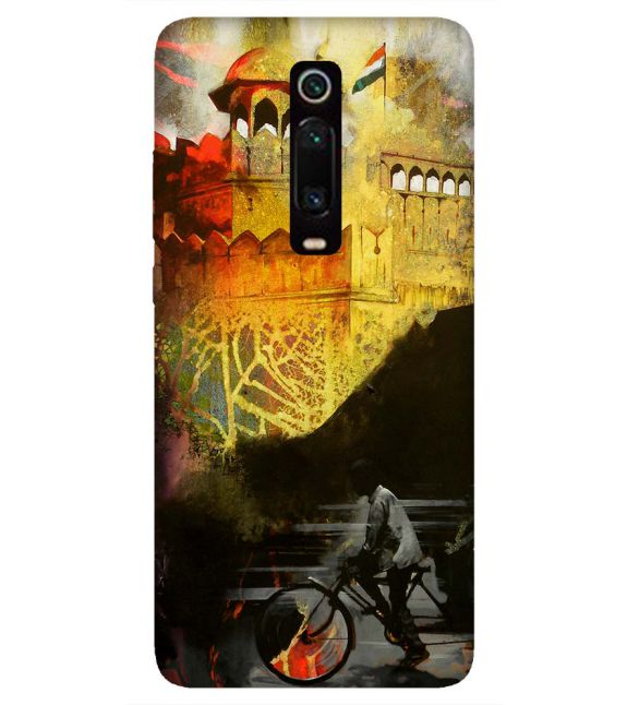 Welcome to Delhi Back Cover for Xiaomi Redmi K20 and K20 Pro