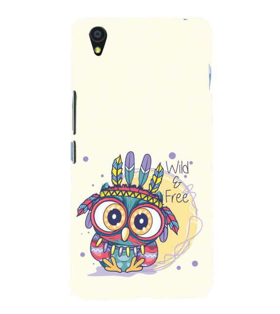 Wild & Free Back Cover for OnePlus X