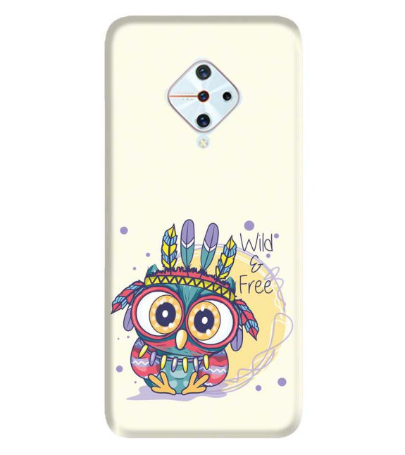 Wild & Free Back Cover for Vivo S1 Pro