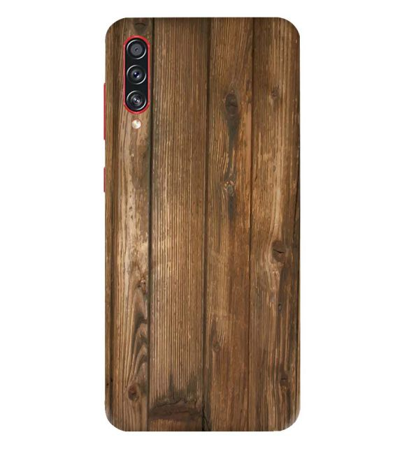 Wooden Pattern Back Cover for Samsung Galaxy A70s