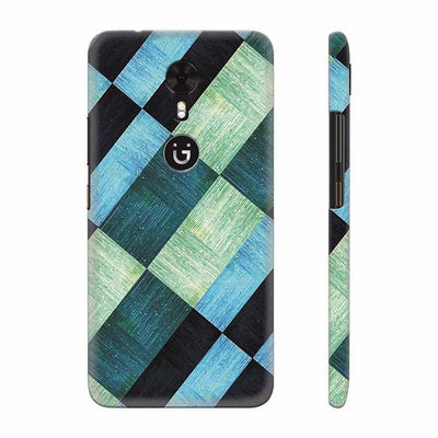 3D Tiles Back Cover for Gionee A1