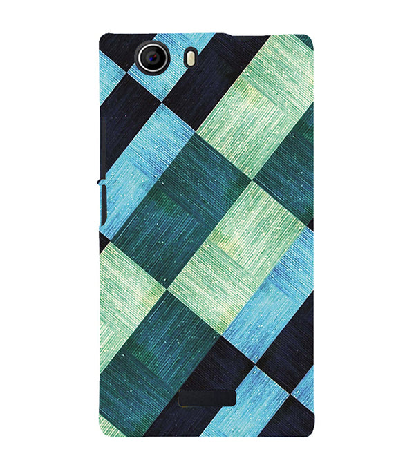 the latest 7d30b bbe4b 3D Tiles Back Cover for Micromax Canvas Nitro 2 E311