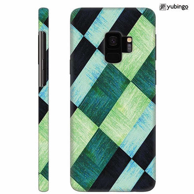 3D Tiles Back Cover for Samsung Galaxy S9