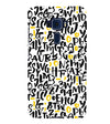 Alphabets And Numbers Back Cover for Asus Zenfone 3 Deluxe ZS570KL