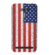 America Back Cover for Asus Zenfone 2 Laser ZE550KL