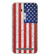 America Back Cover for Asus Zenfone Selfie