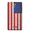America Back Cover for Coolpad Mega 2.5D
