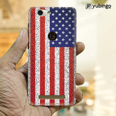 America Back Cover for Gionee F103 Pro-Image2