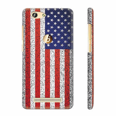 America Back Cover for Gionee F103 Pro