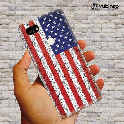 America Back Cover for Google Pixel 2 XL (6 Inch Screen)-Image2