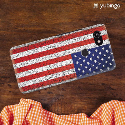 America Back Cover for Google Pixel 2 XL (6 Inch Screen)-Image3
