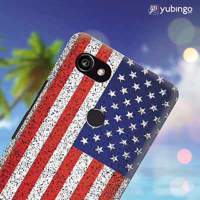 America Back Cover for Google Pixel 2 XL (6 Inch Screen)-Image4