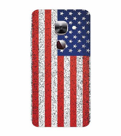 America Back Cover for LeEco Le 2s