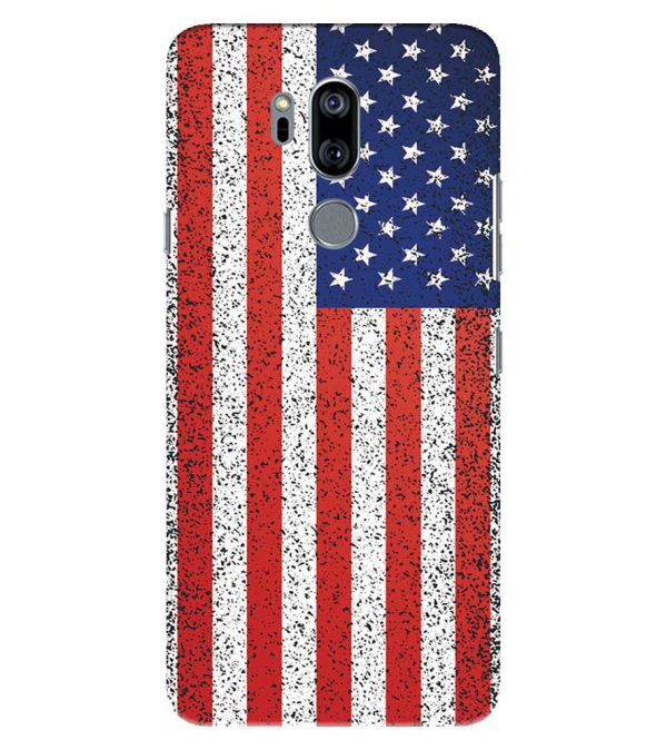 America Back Cover for LG G7