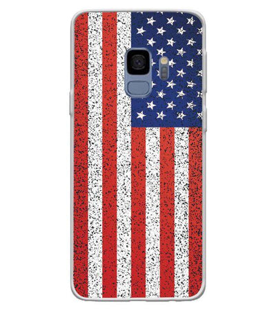 America Back Cover for Samsung Galaxy S9