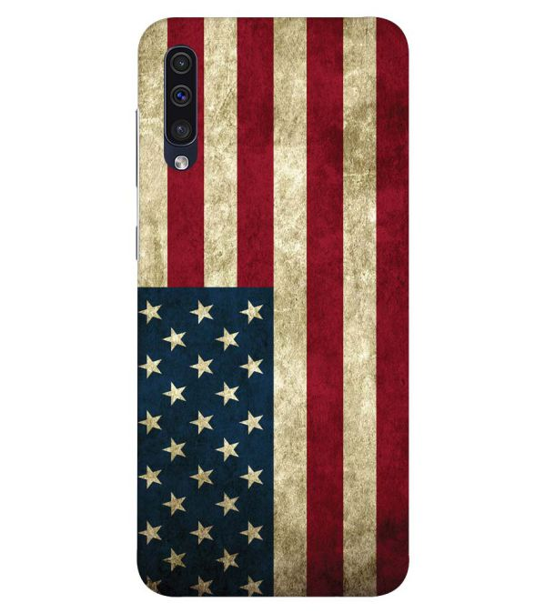 American Flag Back Cover for Samsung Galaxy A50