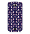 Anchor Pattern Back Cover for Acer Liquid Zade 530