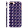 Anchor Pattern Back Cover for Apple iPhone 8 Plus