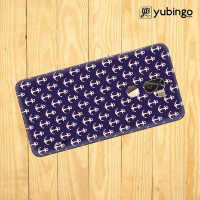 Anchor Pattern Back Cover for Coolpad Cool 1-Image3