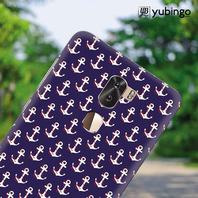 Anchor Pattern Back Cover for Coolpad Cool 1-Image4