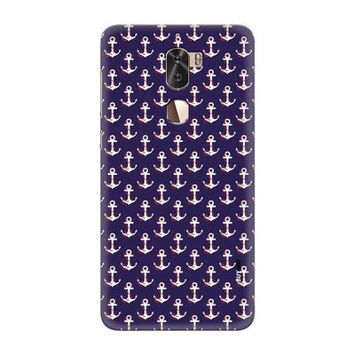 Anchor Pattern Back Cover for Coolpad Cool 1