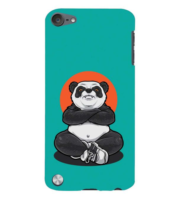 Angry Panda Back Cover for Apple iPod Touch 5