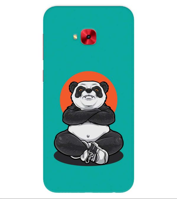 Angry Panda Back Cover for Asus Zenfone 4 Selfie