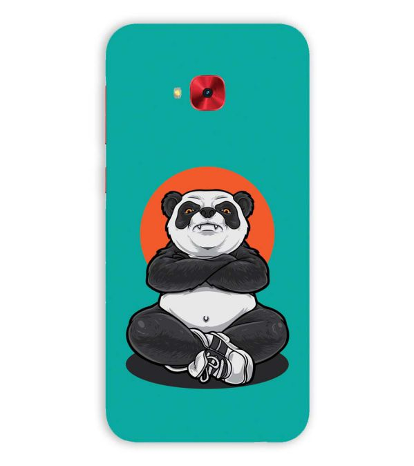 Angry Panda Back Cover for Asus Zenfone 4 Selfie Pro ZD552KL