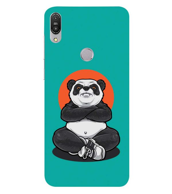 aefeb4428eb YuBingo - Buy Angry Panda Printed Case for Asus Zenfone Max Pro M1 in India  Online