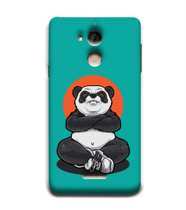 Angry Panda Back Cover for Coolpad Note 5