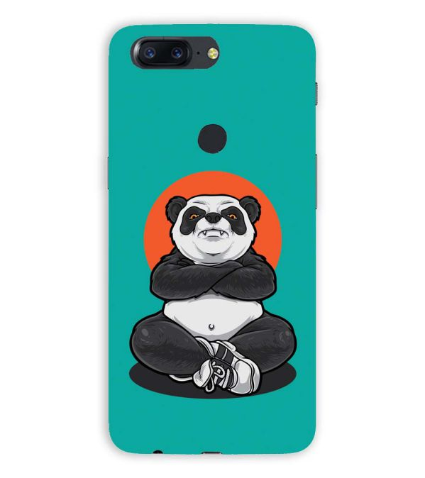 Angry Panda Back Cover for OnePlus 5T
