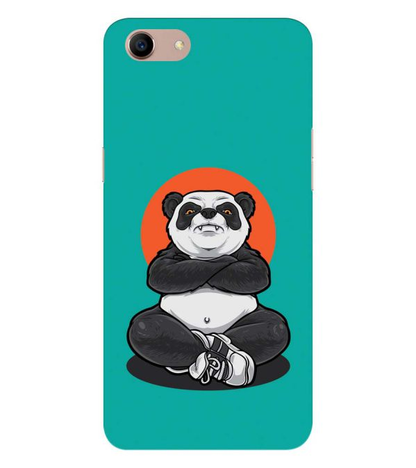 Angry Panda Back Cover for Oppo A83