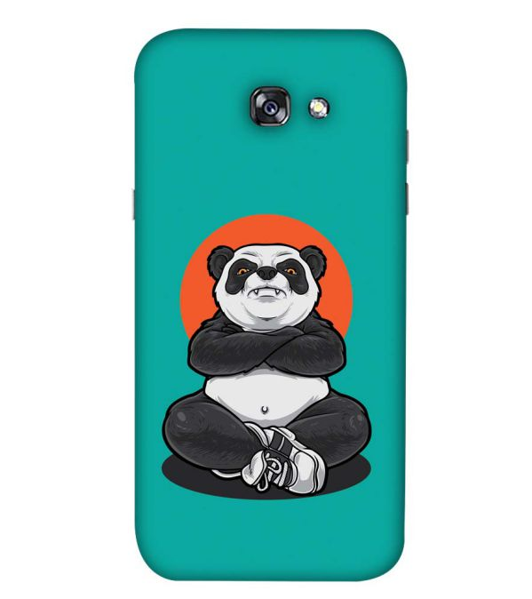 Angry Panda Back Cover for Samsung Galaxy A5 (2017)