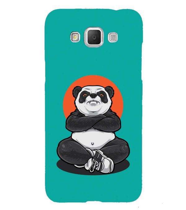 Angry Panda Back Cover for Samsung Galaxy Grand Max G720