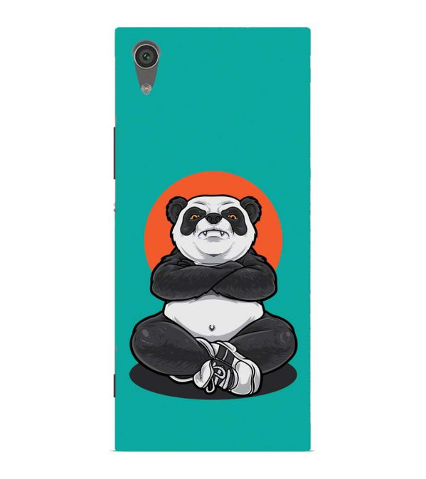 Angry Panda Back Cover for Sony Xperia XA1 Ultra