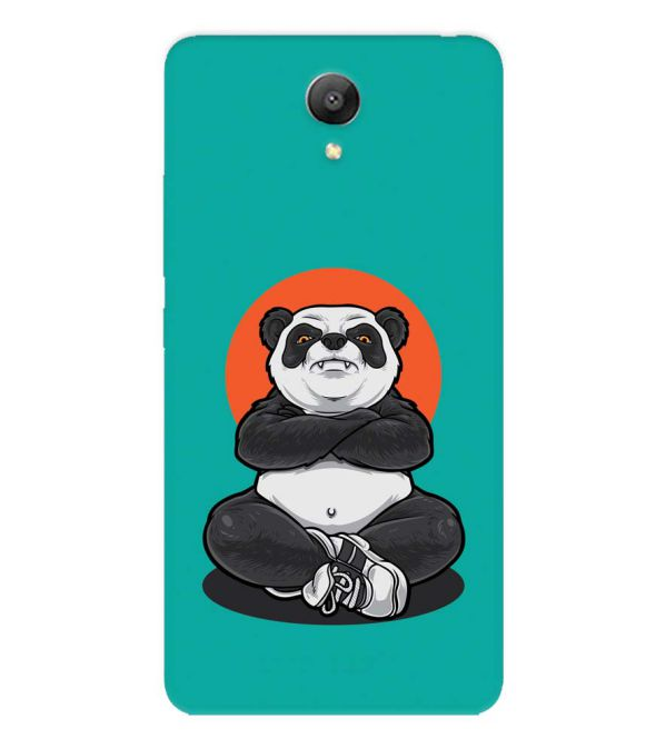 Angry Panda Back Cover for Xiaomi Redmi Note 2