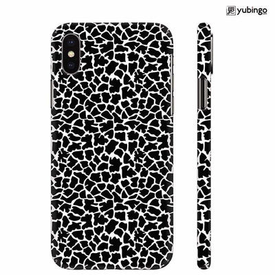 Animal Pattern Back Cover for Apple iPhone X