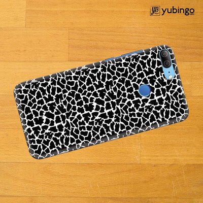 Animal Pattern Back Cover for Huawei Honor 9 Lite-Image3