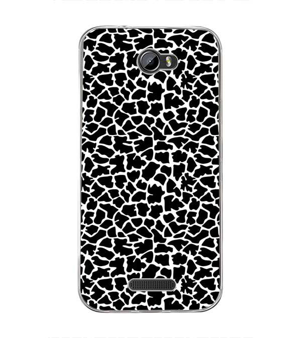 Animal Pattern Back Cover for Intex Lion 3